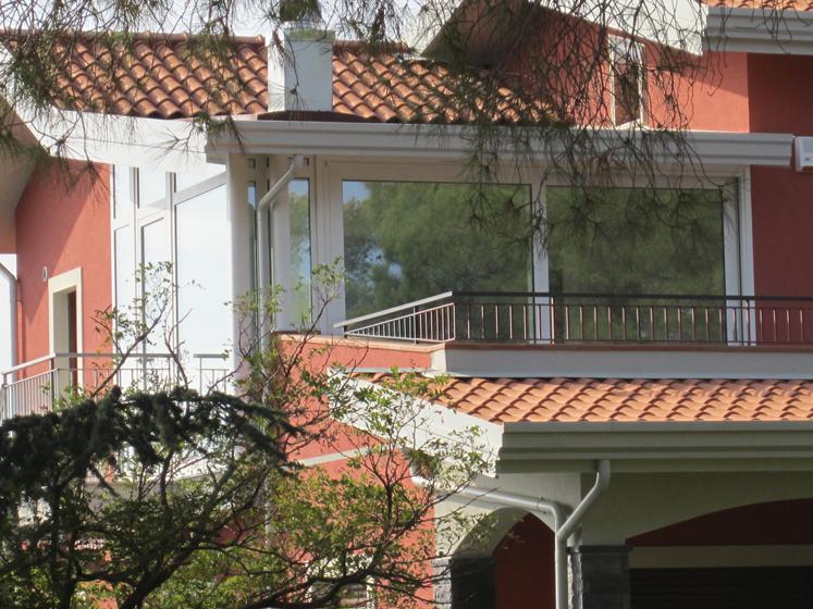 Verande celi serramenti catania for Garage con veranda